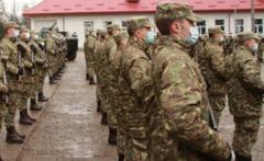 Ceremonia care marchează încheierea a 19 ani de misiuni ale Armatei Române în Afganistan