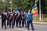 Ceremonial militar de acordare a Drapelului de lupta catre IJJ Calarasi