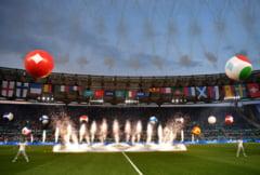 """Ceremonie grandioasa de deschidere la EURO 2020. Andrea Bocelli a interpretat """"Nessun Dorma"""""""
