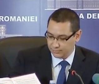Cerere de reanalizare a dosarului de plagiat al lui Ponta in baza unor noi probe