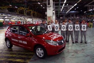 Cererea de Dacii, problema grupului Renault