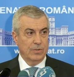 Cererea de arestare a lui Sova, la Senat - Tariceanu: Oamenii trebuie sa traiasca liberi (Video)