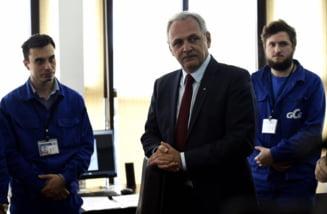 Cererea de eliberare conditionata depusa de Liviu Dragnea, discutata marti de Judecatoria Sectorului 5