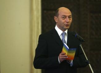 Cererea de suspendare a lui Basescu, depusa in secret la Senat de Voiculescu