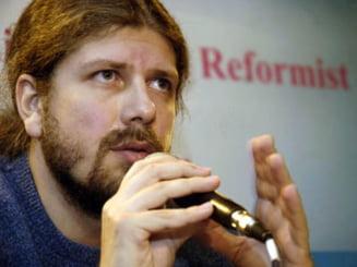 Cernea nu a demisionat din Partidul Verde, ci a fost exclus pentru indisciplina