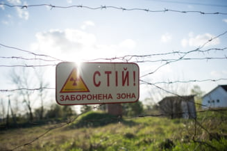 Cernobil, dupa 30 de ani: Animatie despre deplasarea norului radioactiv (Video)