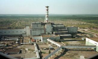 Cernobil dispare de pe harta: Orasul-fantoma, acoperit incet-incet de natura (Galerie foto)