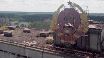 Cernobil filmat din drona e uimitor si infricosator in acelasi timp (Video)