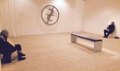 Cersetori din Romania, folositi ca exponate intr-o galerie de arta din Suedia