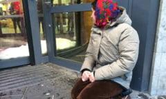 Cersetorii rromi din Romania nu se sperie de gerul Scandinaviei - pe ce strazi au ajuns