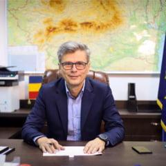 Certificarea dezinfectantilor si mastilor produse in Romania se face in strainatate. Explicatiile ministrului Economiei