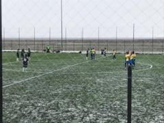 Cetate Risnov a cistigat amicalul cu AFC Harman l Precizia Sacele a pierdut la scor cu Steaua