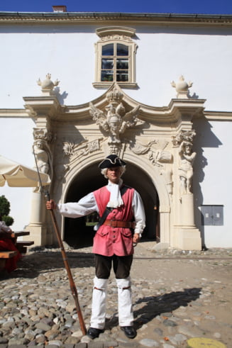 Cetatea Alba Carolina, restaurata dupa un deceniu