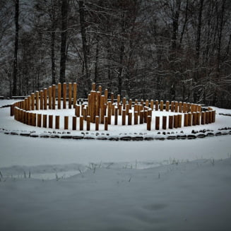 Cetatea Sarmizegetusa Regia se inchide - 100 de copaci se pot rupe la prima furtuna