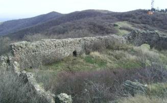 Cetatea Siria - Romania la picior