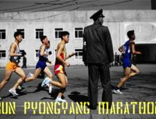 Cetatenii straini, interzisi la maratonul din Coreea de Nord, de teama Ebola