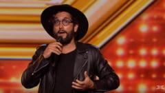 """Cezar Ouatu, concurent la """"X Factor"""" in Marea Britanie. Artistul a ridicat juriul in picioare"""