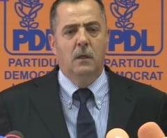 Cezar Preda a renuntat la functiile din PDL: Ma pot lupta cu Ponta, Udrea, dar nu cu colegii mei