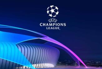 Champions Leagus si Europa League, suspendate de UEFA