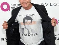 Charlie Sheen testeaza un nou tratament impotriva HIV