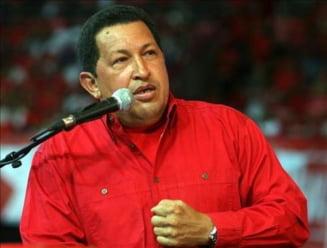 Chavez: Pe Gaddafi l-au asasinat. A murit ca un martir!
