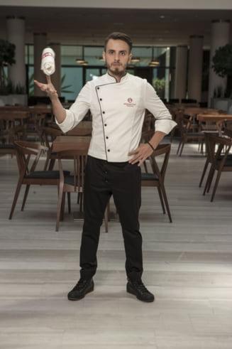 Chef FOA, care a lucrat pentru Jamie Oliver, despre cat sunt de gurmanzi romanii Interviu