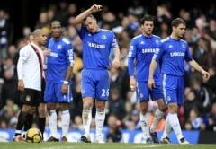 Chelsea, umilita pe propriul teren de Manchester City