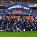 Chelsea Londra a cucerit Cupa Angliei, dupa o finala cu rivala Manchester United