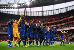 Chelsea trece incredibil de Arsenal in derbiul Londrei