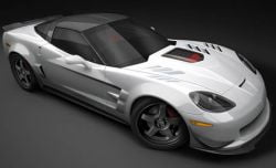 Chevrolet Corvette ZR-1 Hennessey atinge 300 km/h in 29 de secunde (Video)