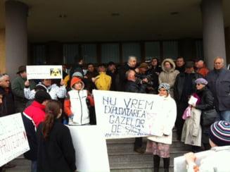 Chevron renunta temporar la exploatarea gazelor de sist in Romania