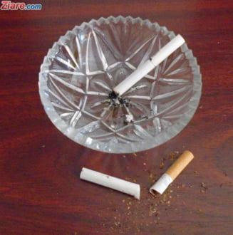 Chiar am putea fuma din nou in baruri, cluburi si cafenele? Senator: E inuman sa fumezi la minus nu stiu cate grade