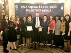 Chiar daca nu a avut niciun finalist la Gala 2017, Sucursala Tulcea a asistentilor sociali a primit premiul pentru cea mai activa filiala