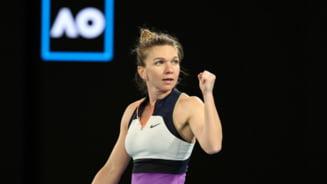 Chiar si eliminata, Simona Halep a ajuns la o suma fabuloasa castigata din tenis