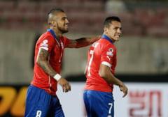 Chile vine cu toate vedetele in Romania pentru amicalul de la Cluj. Nu lipsesc Vidal sau Sanchez