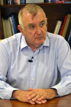 Chiliman: M-as bucura ca Basescu sa sustina fuziunea Interviu video