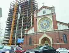 Chiliman: Videanu a concesionat ilegal terenul de langa Catedrala Sf. Iosif