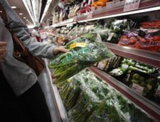 China a descoperit urme de iod radioactiv in spanacul cultivat