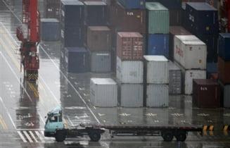 China are deficit comercial pentru prima data in sase ani