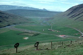 China cumpara pamant in Islanda