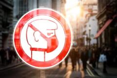 China deschide in mai putin de o saptamana o fabrica de masti de protectie