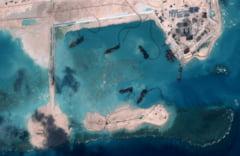 China se pregateste de razboi? Construieste sute de insule in Pacific, posibil pentru baze militare