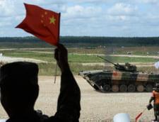 China se pregateste pentru o criza la granita cu Coreea de Nord