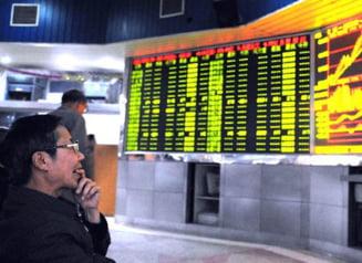 """China trebuie sa spuna """"stop"""" politicilor de relansare economica"""
