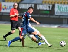 Chindia Targoviste anunta ca a depus memoriu la CCA dupa meciul cu Hermannstadt
