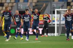 Chindia se salveaza de la retrogradare, dupa barajul pentru Liga 1
