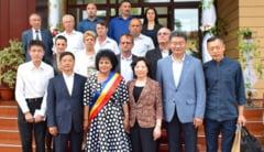 Chinezii, interesati de a dezvolta afaceri in comuna Cumpana
