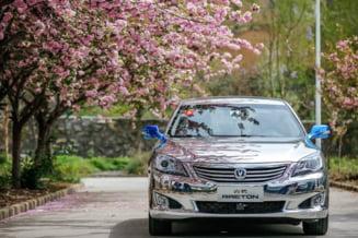 Chinezii accelereaza in cursa masinilor fara sofer