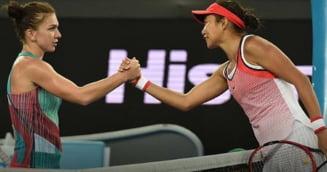 Chinezii jubileaza dupa eliminarea Simonei Halep de la Australian Open: Probabil cea mai mare surpriza