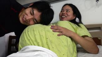 Chinezoaicele nasc al doilea copil in Hong Kong